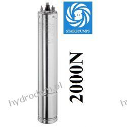 """Silnik głębinowy 4"""" 1,1 kW przezwajalny STAIRS Pompy i hydrofory"""