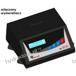 Sterownik pompy SP 05 LCD do pompy co i wentylatora