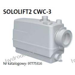 Przepompownia SOLOLIFT 2 CWC-3 GRUNDFOS Pozostałe