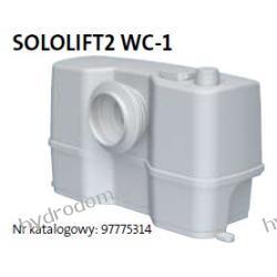 Przepompownia SOLOLIFT 2 WC-1 GRUNDFOS Pompy i hydrofory