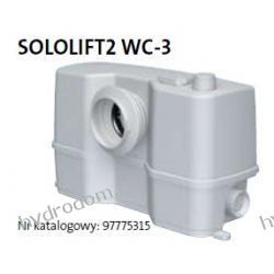 Przepompownia SOLOLIFT 2 WC-3 GRUNDFOS Pompy i hydrofory
