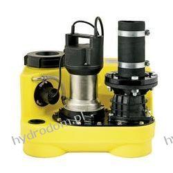 Przepompownia COMPLI 300 JUNG PUMPEN do ścieków fekalnych Pompy i hydrofory