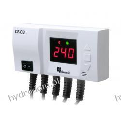 Sterownik CS 08 do 2 pomp w układach CO i CWU