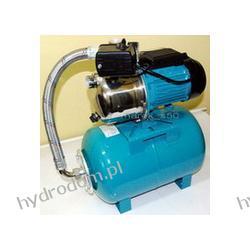 Hydrofor 80L JY 1000 1,1kW/230V 50 L/min 4 bar  Pozostałe