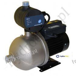 Zestaw podnoszenia ciśnienia HBI 4-40 PM1 116 L/min 3,5bar +sterownik PM 1 Pozostałe