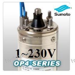 """Silnik 1,5kW 230V SUMOTO 4"""" OPM 200 do pompy głębinowej + BOX Pompy i hydrofory"""