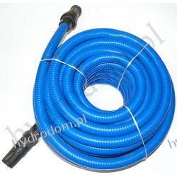 Wąż ssący PVC DIESEL L= 15m z zaworem i koszem ssącym