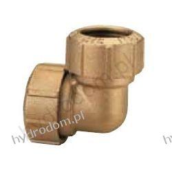Dwuzłącze kolanowe mosiężne VX 050  (rura-rura) ITAP Pompy i hydrofory
