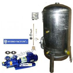 Hydrofor 200L ocynkowany z pompą SKA 4.02 (biornik HVP 301) Pompy i hydrofory
