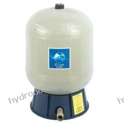 Zbiornik C2-Lite C2B 100 LV przeponowy kompozytowy GWS  Pompy i hydrofory