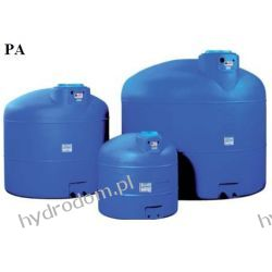 PA 1000 Zbiornik polietylenowy ELBI  Rury i kształtki