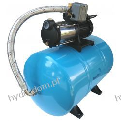 Hydrofor AQUAFOS 80L MH 1300 INOX  Pompy i hydrofory