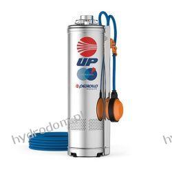 POMPA GŁĘBINOWA UPm 4/5 GE 1,1/230V z przewodem 10m PEDROLLO Pompy i filtry
