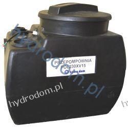 Przepompownia PD 230 - TRm 1,1 230V Pedrollo Pompy i hydrofory