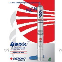 POMPA GŁĘBINOWA 4BLOCKm 2/12 0,75/230V z przewodem 20m PEDROLLO Pompy i hydrofory