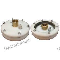 Głowica zamknięcie studni głębinowej 160/50 PE HD   Pompy i hydrofory