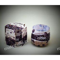 Dwie świeczki zapachowe COFFEE *4812 Kadzidełka i olejki