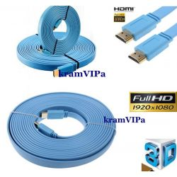 Kabel HDMI FLAT 10 m PROMOCJA