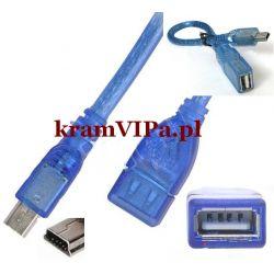 Adapter Przejściówka USB - mini USB 5PIN PROMOCJA