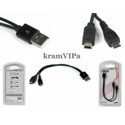 Adapter  USB na mini i micro USB PROMOCJA