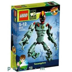 Klocki LEGO Ben 10 SZLAMFAJER Swampfire 8410