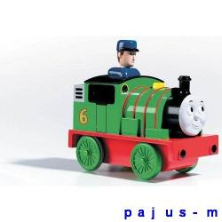TOMY Thomas&Friends Lokomotywa PERCY