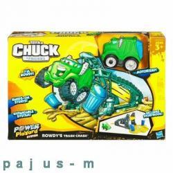 Tonka Mini Tor Wyczynowy z zielonym autkiem 97821