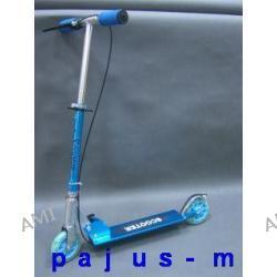Świetna HULAJNOGA Scoot-it  aluminiowa z hamulcem