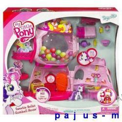My Little Pony Ponyville DOMEK Z GUMY BALONOWEJ