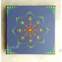 Mandala Energetyczna 20/20cm Pozostałe
