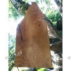 Mandala na drewnianym podkładzie Przedmioty ręcznie wykonane