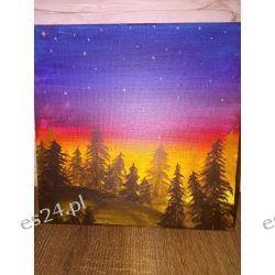 Obrazek las nocą Pozostałe