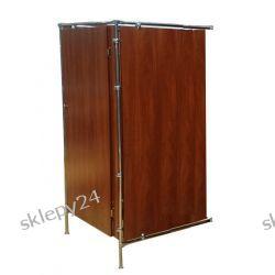 Przymierzalnia Przyścienna z Drzwiami 200 x100cm [Prz_8007]