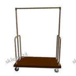 Wózek Bagażowy Hotelowy III