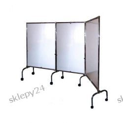 Parawan 3 x 195/100 cm na kółkach [Par_0133]