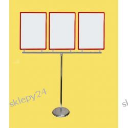 Stojak Informacyjny III A4 - 160 cm [Sto_2424]