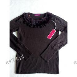Fashion Front Sweterek M/L NOWY Odzież, Obuwie, Dodatki