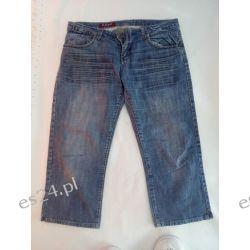 Spodnie Jeansowe roz . 31 new fasion Odzież damska