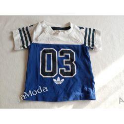 Koszulka dziecięca ADIDAS roz. 62 Torebki miejskie