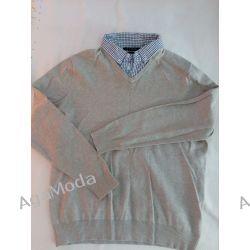 Sweter Męski Jack REID roz L Odzież, Obuwie, Dodatki