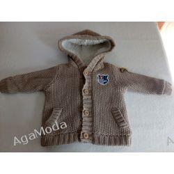 Sweterek Ocieplany 3-6 miesięcy Koszulki polo