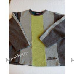 Sweter DIESEL męski roz. XL Koszulki polo