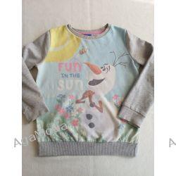 Bluza dresowa Frozen Olaf roz.128 Koszule eleganckie
