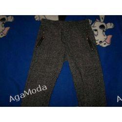 Spodnie dresowe dla dziewczynki roz.8,wiek 5-6lat Odzież