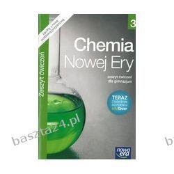 Chemia Nowej Ery 3. ćwiczenia. Babczonek-Wróbel. Nowa Era