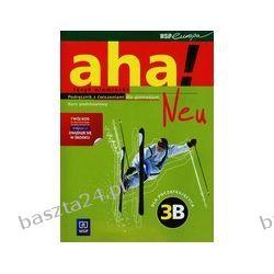 Aha! neu 3B. podręcznik z ćwiczeniami dla początkujących. Potapowicz. WSiP