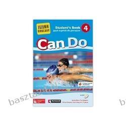 Can Do 4. podręcznik. PWN