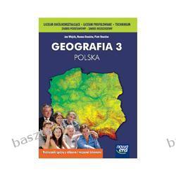 Geografia 3. podręcznik. pr. zbiorowa. Nowa Era