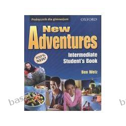 New Adventures. intermediate. student's book. Oxford