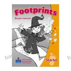Footprints starter. ćwiczenia. Longman